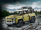 Lego Technic Land Rover Defender 42110, фото 3