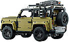Lego Technic Land Rover Defender 42110, фото 5