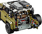 Lego Technic Land Rover Defender 42110, фото 8