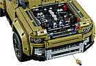Lego Technic Land Rover Defender 42110, фото 9