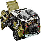 Lego Technic Land Rover Defender 42110, фото 10