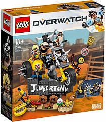 Lego Overwatch Крысавчик и Турбосвин 75977