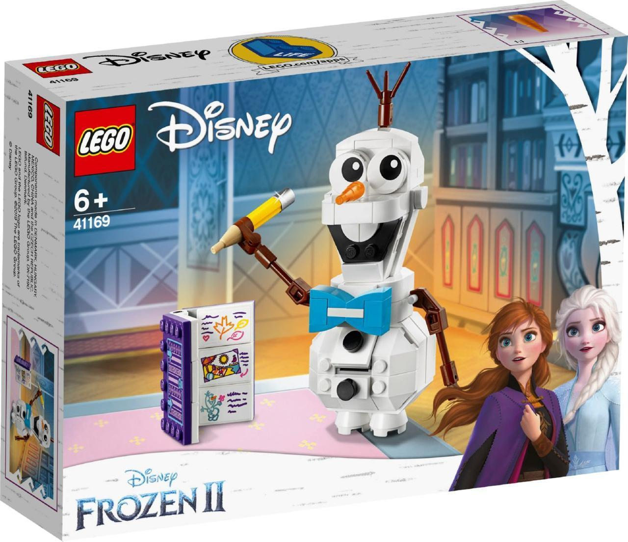 Lego Disney Princesses Олаф 41169