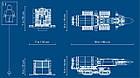 Lego City Площадка для сборки и транспорт для перевозки ракеты 60229, фото 10