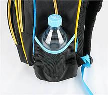 Рюкзак школьный Kite Hot Wheels, фото 3