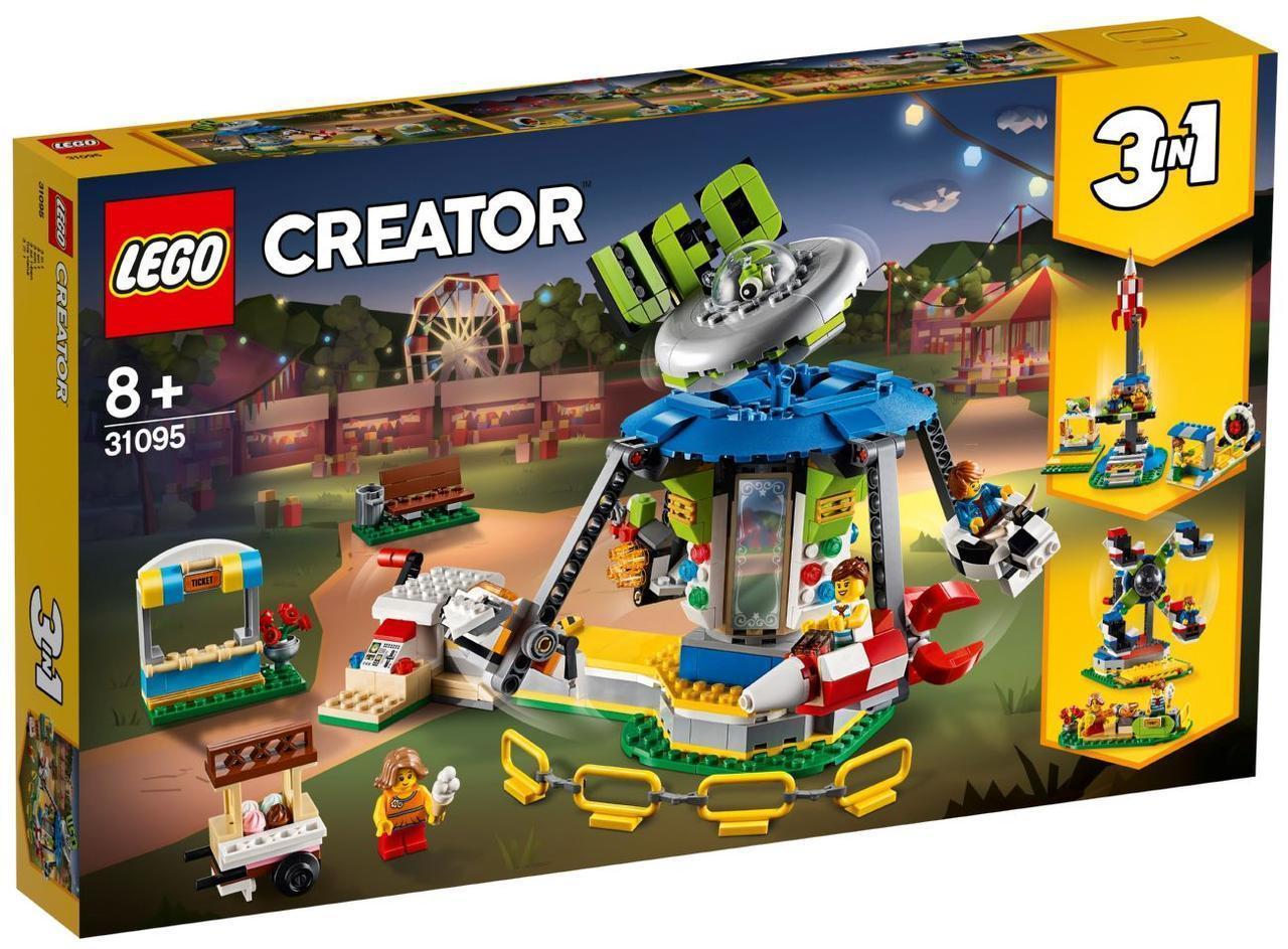 Lego Creator Ярмарочная карусель 31095