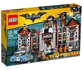 Lego Batman Movie Лечебница Аркхэм 70912