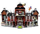 Lego Batman Movie Лечебница Аркхэм 70912, фото 4
