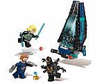 Lego Super Heroes Война бесконечности: Атака всадников 76101, фото 4
