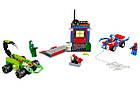 Lego Juniors Решающий бой Человека-паука против Скорпиона 10754, фото 3