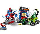 Lego Juniors Решающий бой Человека-паука против Скорпиона 10754, фото 4