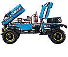 Lego Technic Полноприводный шестиколесный тягач 6х6 42070, фото 7