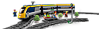 Lego City Пассажирский поезд 60197, фото 4