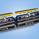 Lego City Пассажирский поезд 60197, фото 6