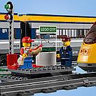 Lego City Пассажирский поезд 60197, фото 7