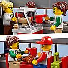 Lego City Пассажирский поезд 60197, фото 8