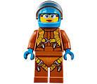 Lego City Арктическая экспедиция: Грузовой самолёт 60196, фото 10