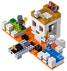 Lego Minecraft Арена-череп 21145, фото 3