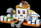 Lego Minecraft Арена-череп 21145, фото 4