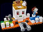 Lego Minecraft Арена-череп 21145, фото 5