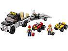 Lego City Гоночная команда 60148, фото 3