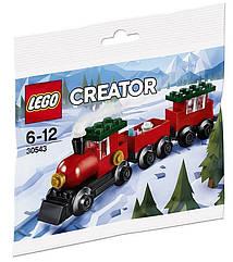 Lego Creator Новогодний поезд 30543