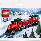 Lego Creator Новогодний поезд 30543, фото 2
