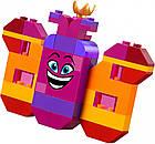 Lego Movie 2 Шкатулка королевы Многолики «Собери что хочешь» 70825, фото 8