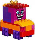 Lego Movie 2 Шкатулка королевы Многолики «Собери что хочешь» 70825, фото 10