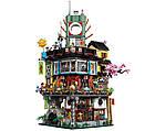 The Lego Ninjago Movie Ниндзяго Сити 70620, фото 4