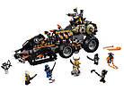 Lego Ninjago Стремительный странник 70654, фото 3