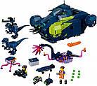 Lego Movie 2 Рэксследователь Рэкса 70835, фото 3