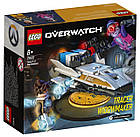Lego Overwatch Трейсер против Роковой Вдовы 75970, фото 2