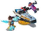 Lego Overwatch Трейсер против Роковой Вдовы 75970, фото 3