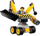 Lego Movie 2 Набор строителя Эммета! 70832, фото 6