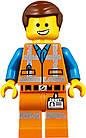 Lego Movie 2 Набор строителя Эммета! 70832, фото 10