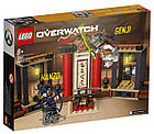 Lego Overwatch Хензо против Гэндзи 75971, фото 2