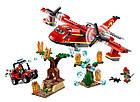 Lego City Пожарный самолёт 60217, фото 4