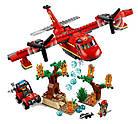 Lego City Пожарный самолёт 60217, фото 5