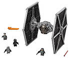 Lego Star Wars Имперский истребитель TIE 75211, фото 3