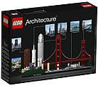 Lego Architecture Сан-Франциско 21043, фото 2