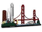 Lego Architecture Сан-Франциско 21043, фото 3