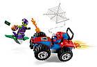 Lego Super Heroes Автомобильная погоня Человека-паука 76133, фото 4