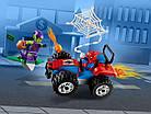 Lego Super Heroes Автомобильная погоня Человека-паука 76133, фото 8