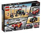 Lego Speed Champions Автомобили 1967 Mini Cooper S Rally и 2018 MINI John Cooper Works Buggy 75894, фото 2