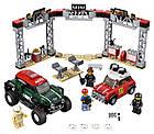 Lego Speed Champions Автомобили 1967 Mini Cooper S Rally и 2018 MINI John Cooper Works Buggy 75894, фото 3