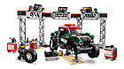 Lego Speed Champions Автомобили 1967 Mini Cooper S Rally и 2018 MINI John Cooper Works Buggy 75894, фото 5