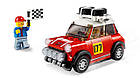 Lego Speed Champions Автомобили 1967 Mini Cooper S Rally и 2018 MINI John Cooper Works Buggy 75894, фото 7