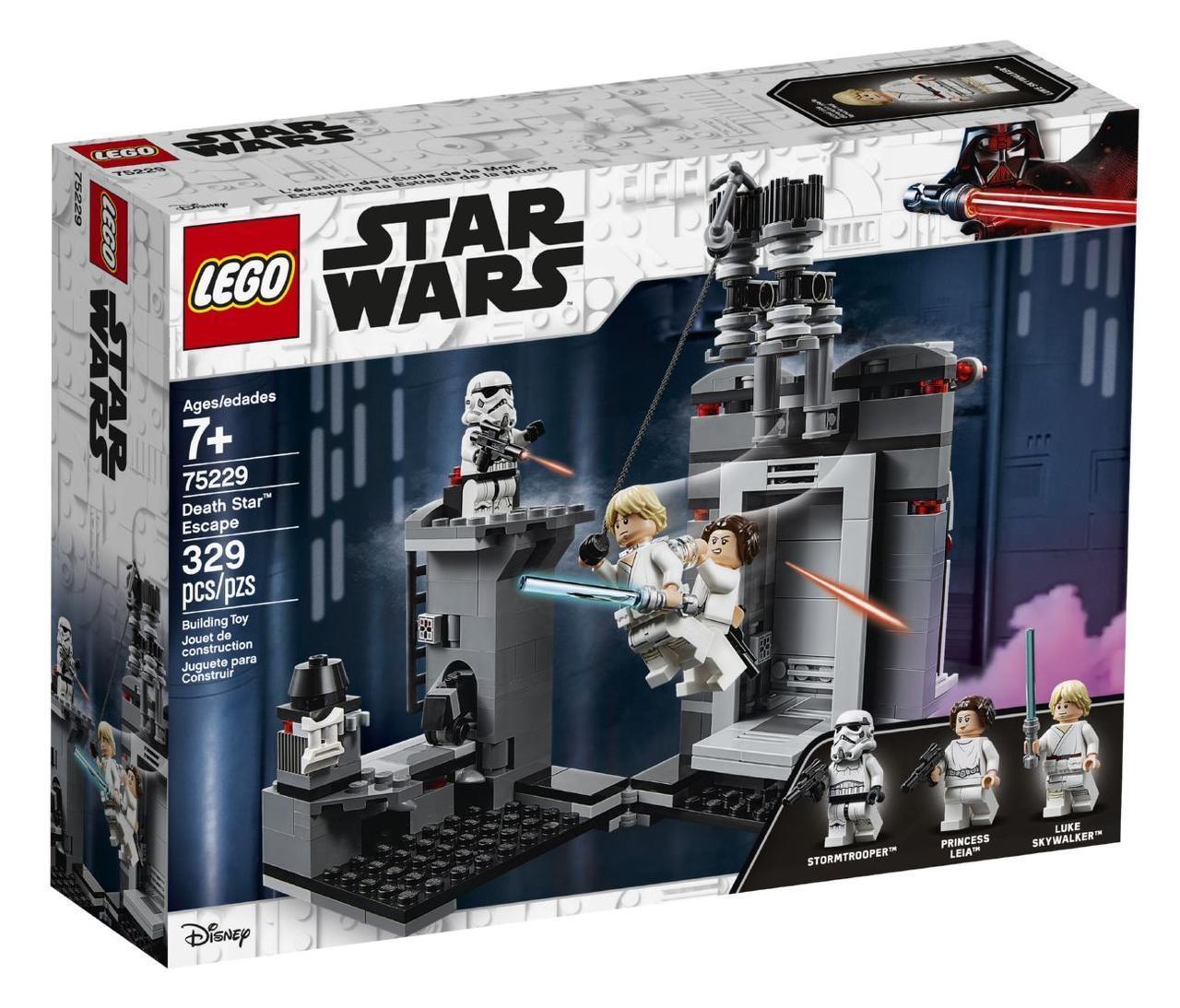 Lego Star Wars Побег со «Звезды смерти» 75229