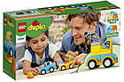 Lego Duplo Мой первый эвакуатор 10883, фото 2